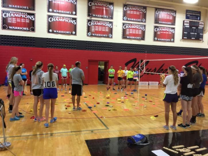 Minefield - Muskego Workshop 2016